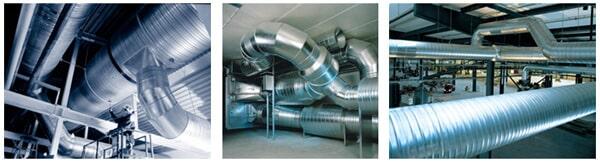 URBAN TECHNIK - Odsávací zařízení pro profesionály - Potrubní systémy