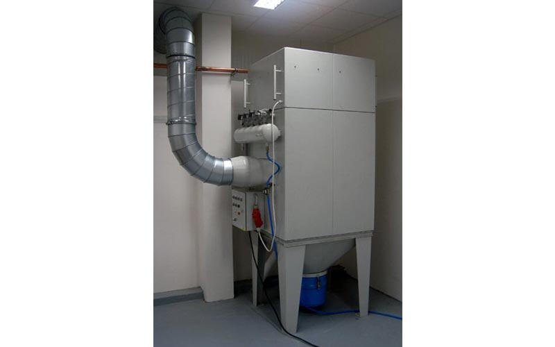 URBAN TECHNIK - Odsávací zařízení pro profesionály - Filtrační jednotky