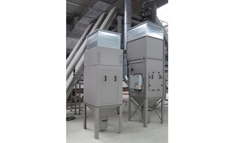 URBAN TECHNIK - Odsávací zařízení pro profesionály - Standard 4