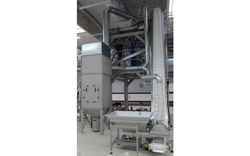 URBAN TECHNIK - Odsávací zařízení pro profesionály - Standard 6